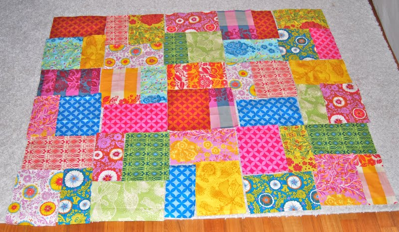 No-Sew Projects - crafterhours : no sew quilts - Adamdwight.com