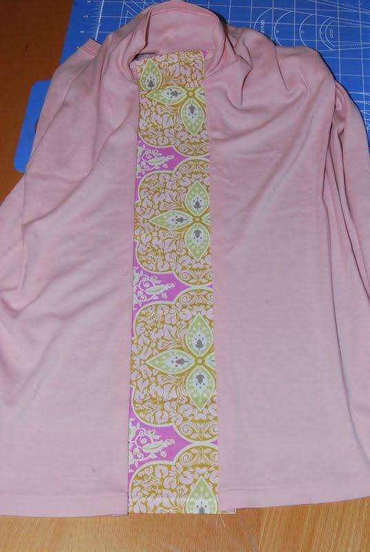 Side Panel Shirt Refashion A Tutorial Crafterhours