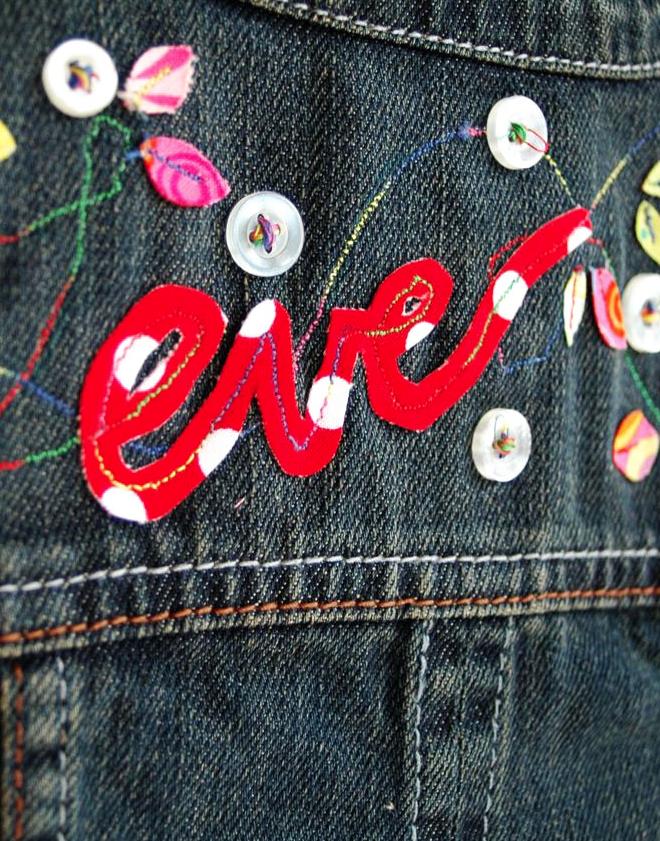 crafterhours jean jacket
