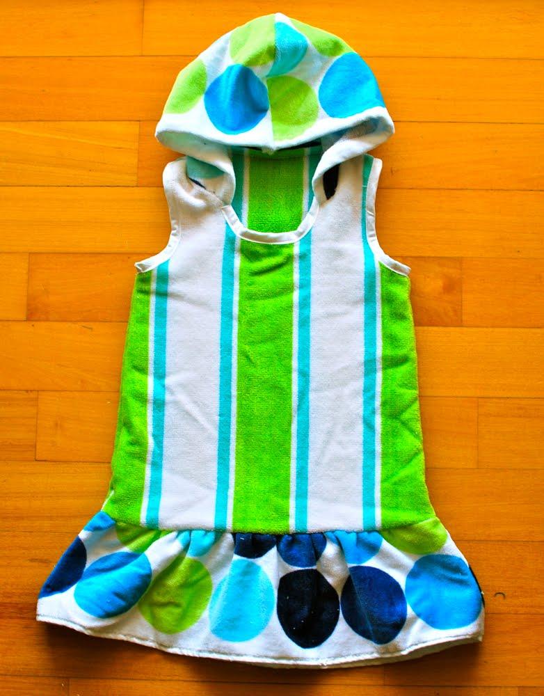 ba77b4437f Beach Towel Dresses: A Tutorial-ish - crafterhours