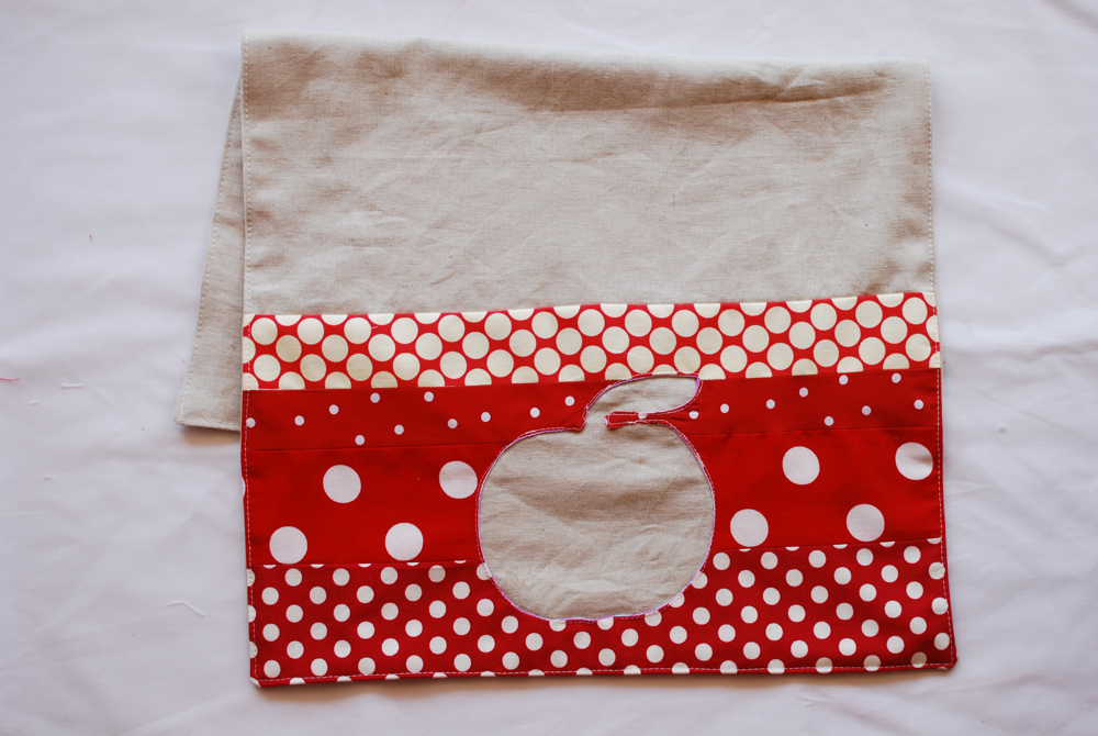 Patchwork Dish Towels: A Tutorial - crafterhours