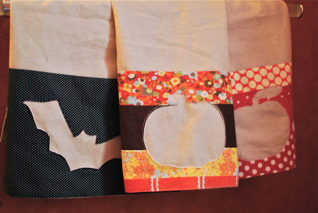 Patchwork Dish Towels: A Tutorial