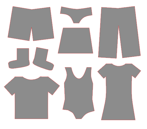 I Made A Set For Each Kid The Other Isn T Ready To Deal With Sorting Yet But It Ll Help Gramma Too