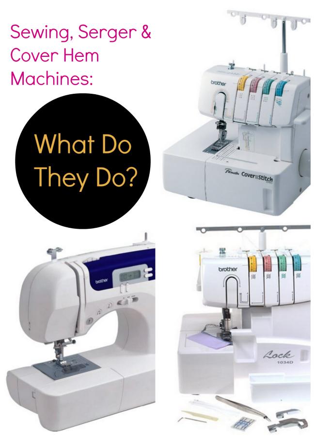 crafterhours sewing serger machine comparison