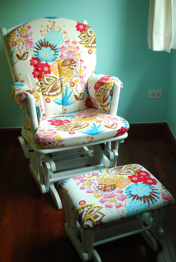 Image Result For Fabric Rocking Chairs