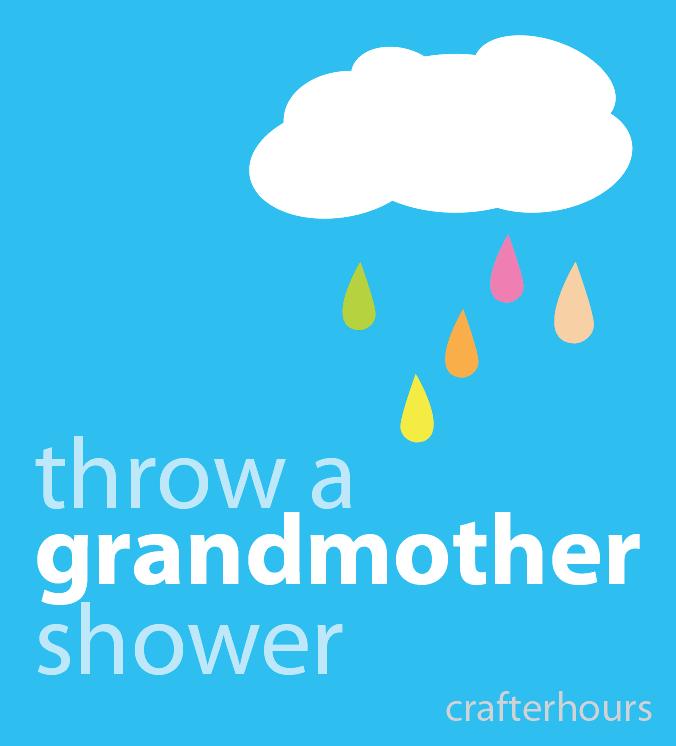 inspiration throw a grandmother shower crafterhours