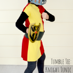 crafterhours tumble tee knight tunic