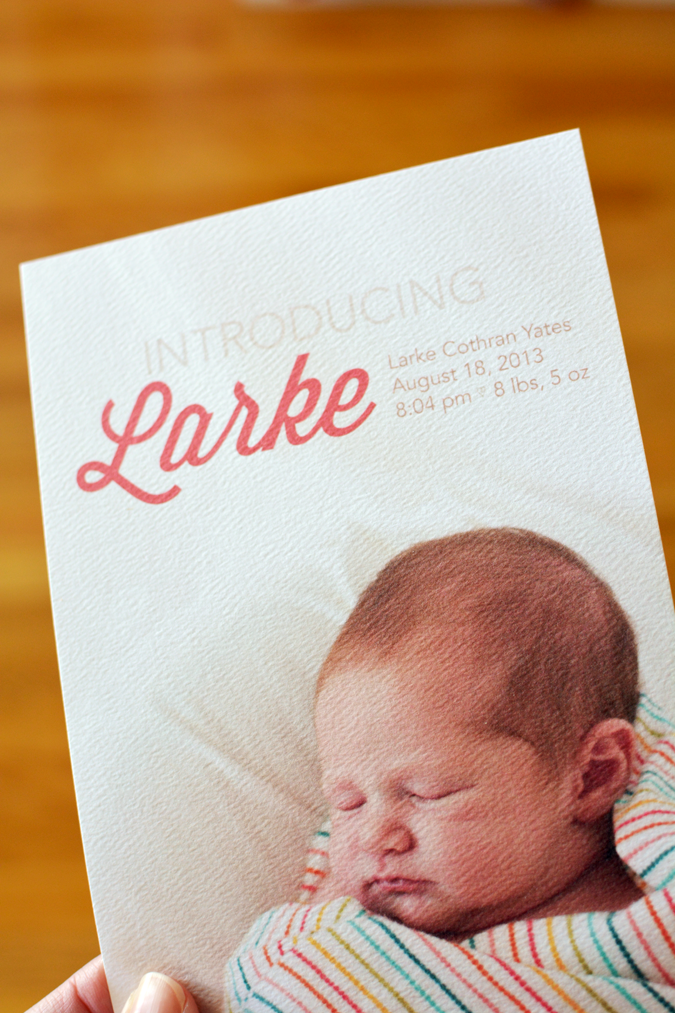 crafterhours baby announcement 5