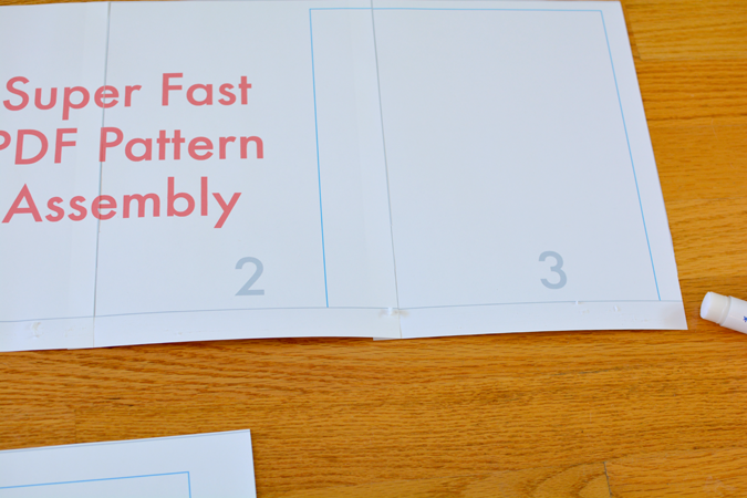 crafterhours superfast PDF pattern assembly08