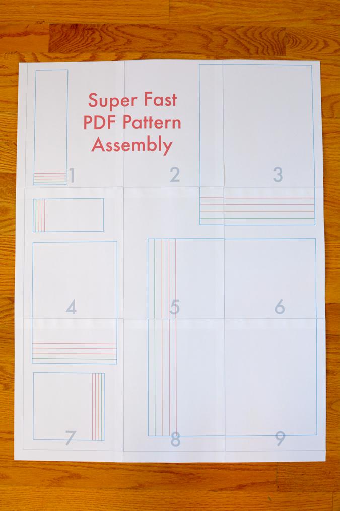 crafterhours superfast PDF pattern assembly09