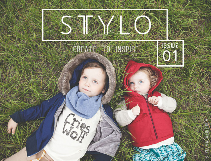 Stylo Magazine: Issue 1- in your lap