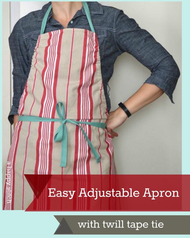 Easy Adjustable Apron