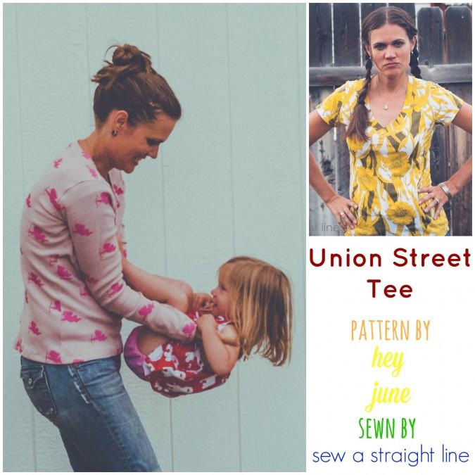 union street sew a straight line