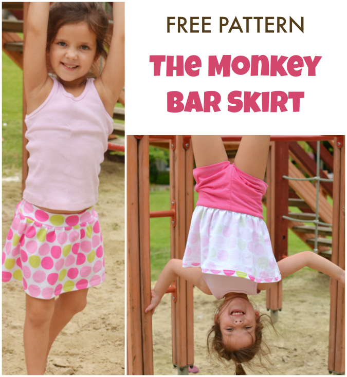 Monkey Bar Skirt