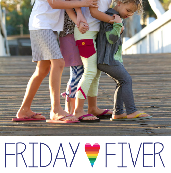 crafterhours go to leggings friday fiver