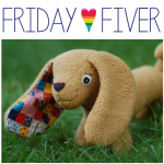 crafterhours friday fiver abby glassenberg design