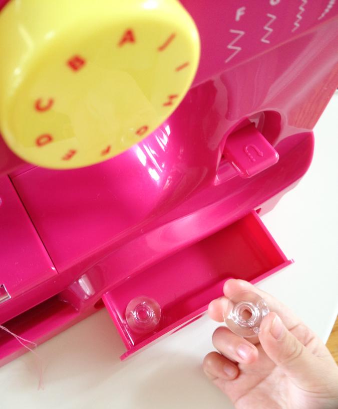 Janome Sew Mini Sewing Machine for Kids-3