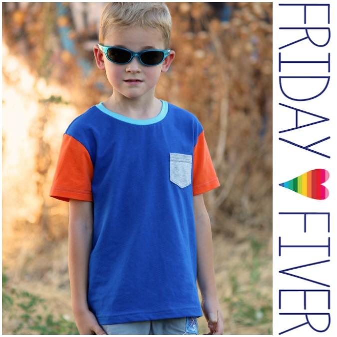 Friday Fiver: Tie Dye Diva!