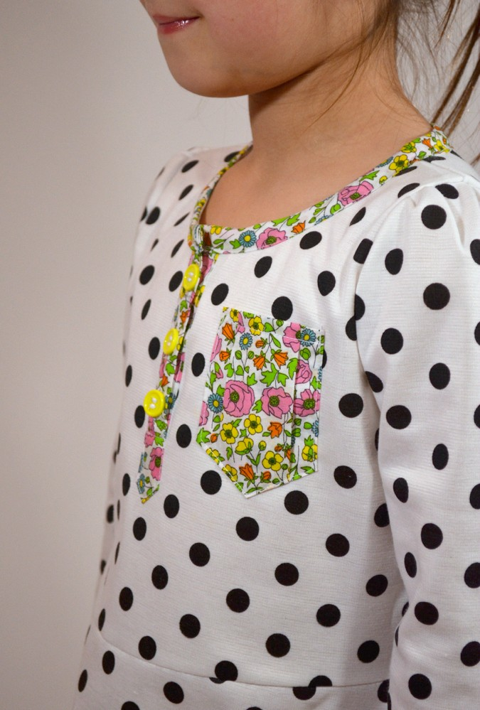 Kensington Dress from www.heyjunehandmade.com