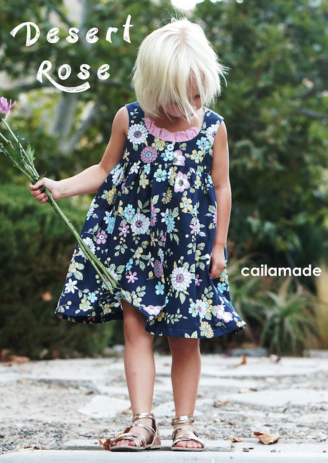 Desert Rose Cailamade