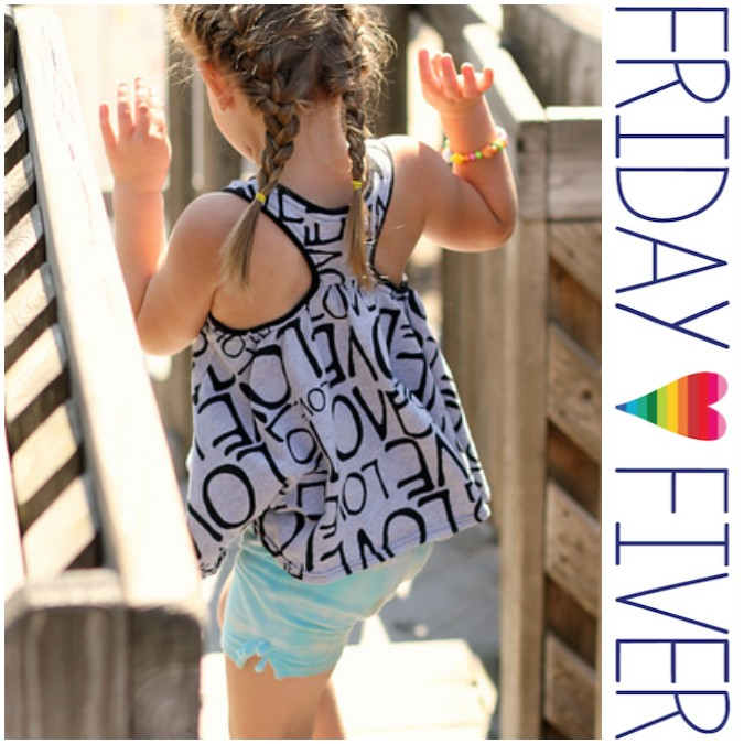 Friday Fiver: Jennuine Design!
