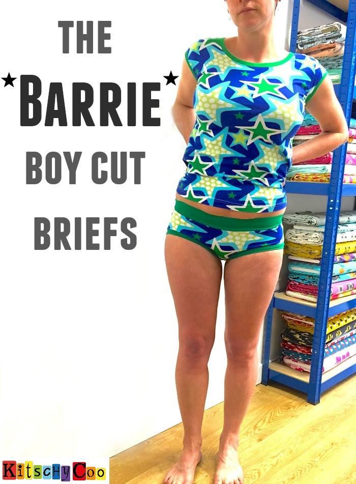 Barrie Boy Cut Briefs
