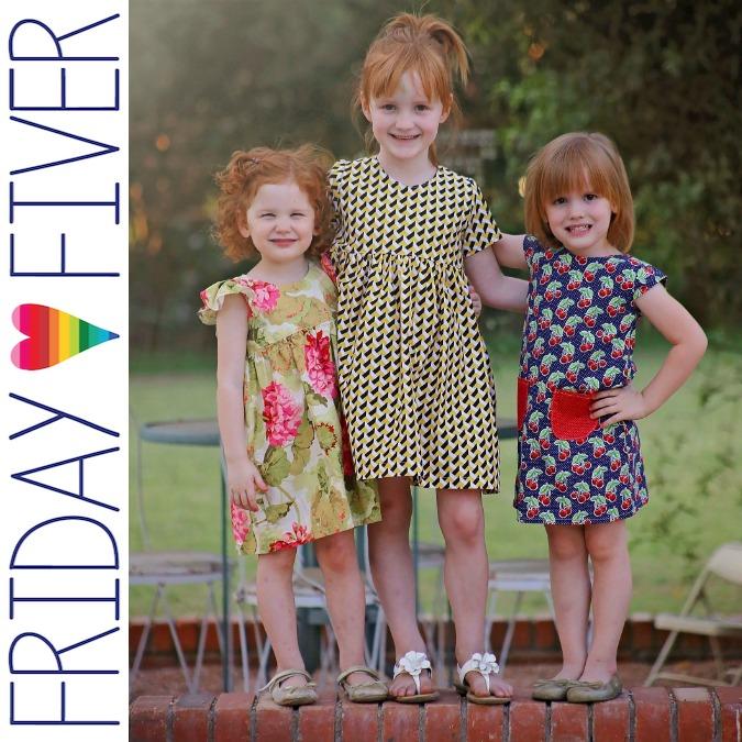 Infinite A Line Friday Fiver