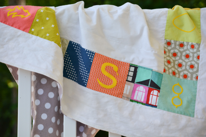 I Spy Quilt with Heat Transfer Vinyl icons-8