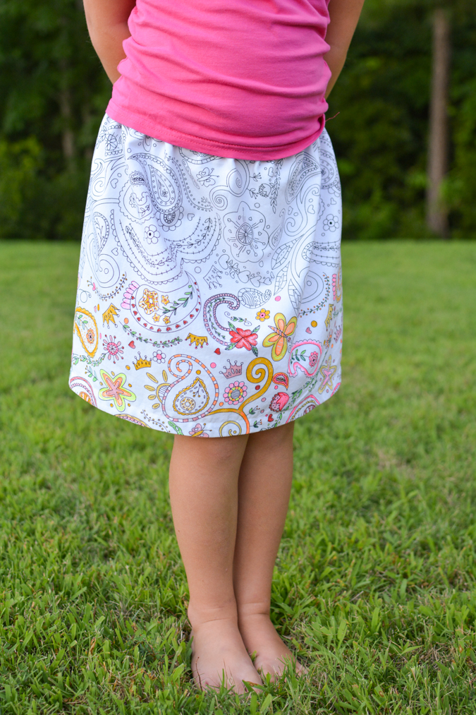 Color Me Skirt-9