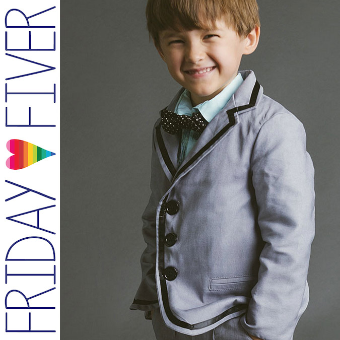 Blank Slate Patterns Basic Blazer for Friday Fiver