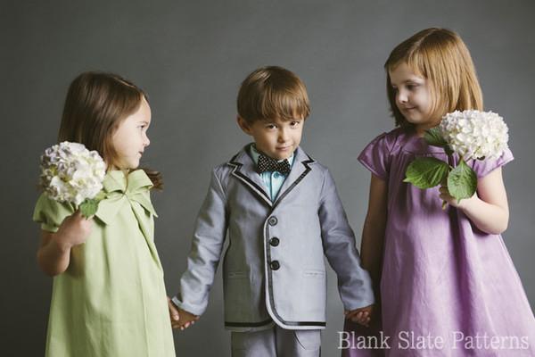 Blank Slate Patterns Basic Blazer