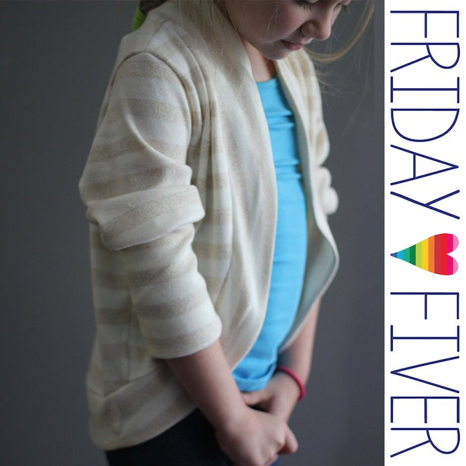 Friday Fiver: Heidi & Finn