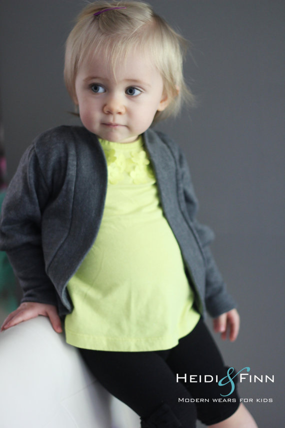 Slouchy Cardigan by Heidi and Finn