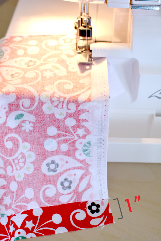 How-to-make-ribbon-with-a-serger---super-quick-and-easy-to-do!