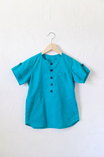 Mulberry Tunic by Coffee + Thread
